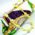 Mardi Gras Multi Sequins Fashion Handbag BAG0079