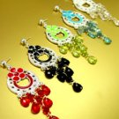 Dozen Color Chandelier Earrings  1DE4001603