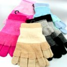 Dozen Assorted Angora Acrylic Gloves  1ETB8220