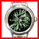 Music Note Italian Charm Wrist Watch 013