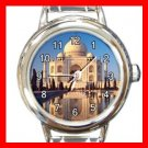 Taj Mehal Italian Charm Wrist Watch 038