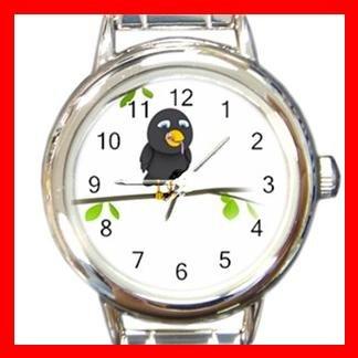 3D Bird Hobby Italian Charm Wrist Watch 041