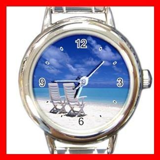Sea Scenery Hobby Italian Charm Wrist Watch 045
