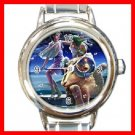 Aries Zodiac Italian Charm Wrist Watch 097