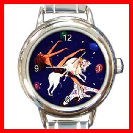 Taurus Zodiac Italian Charm Wrist Watch 107