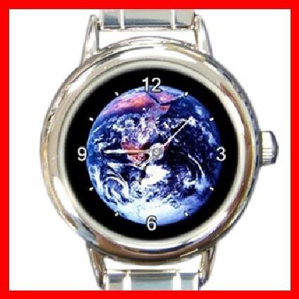 Space Planet Italian Charm Wrist Watch 108