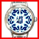 Allah God Islamic Italian Charm Wrist Watch 113