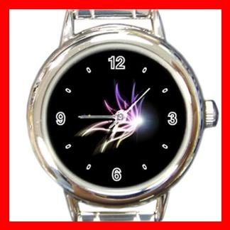 The Light Of Butterfly Italian Charm Wrist Watch 114