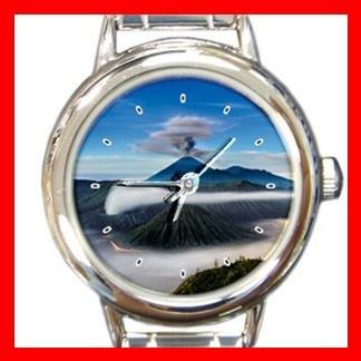 Volcano Nature Italian Charm Wrist Watch 126