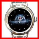 Jelly Fish Italian Charm Wrist Watch 128