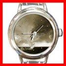 Air Kraken Round Italian Charm Wrist Watch 163