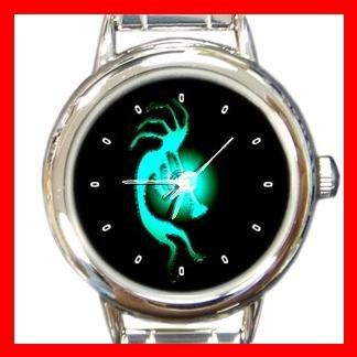KOKOPELLI Round Italian Charm Wrist Watch 169