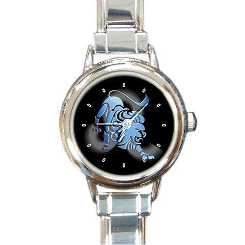 Zodiac Leo Round Italian Charm Wrist Watch 181