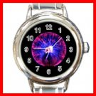 Telepathy Energy Exchange Round Italian Charm Wrist Watch 234