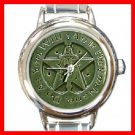 The Wiccan Rede Round Italian Charm Wrist Watch 260