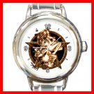 The Wiccan Rede Round Italian Charm Wrist Watch 261