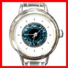 EYE ANATOMY Round Italian Charm Wrist Watch 268