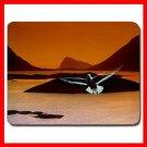 Bird Fly Away Hobby Mouse Pad MousePad Mat 001