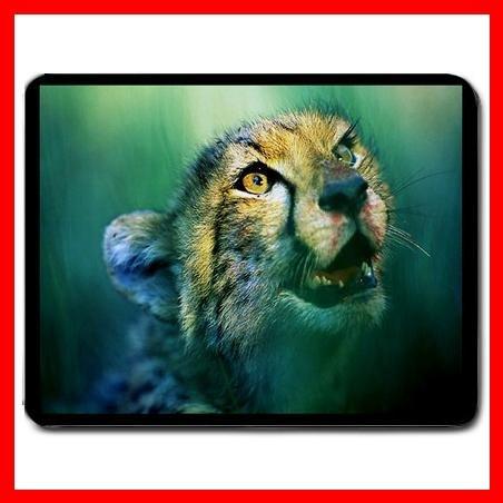 Wild Tiger Animal Mouse Pad MousePad Mat 005