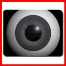 Eyeball Eye Ball Hobby Fun Mouse Pad MousePad Mat 008