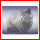 Chartreux Cat Pet Animal Fun Mouse Pad MousePad Mat 015