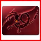Red Dragon Ancient Mythic Mouse Pad MousePad Mat 017