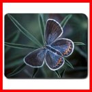 Female Butterfly Hobby Fun Mouse Pad MousePad Mat 028