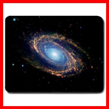 Galaxy Space Science Hobby Mouse Pad MousePad Mat 063