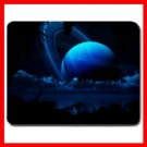 Tropical Blue Moon Science Mouse Pad MousePad Mat 075