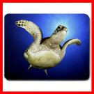 Green Sea Turtle Hawaii Fun Mouse Pad MousePad Mat 105