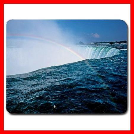 Natural Wonder Niagara Falls Mouse Pad MousePad Mat 106