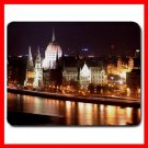 Budapest Hungary Europe City Mouse Pad MousePad Mat 109
