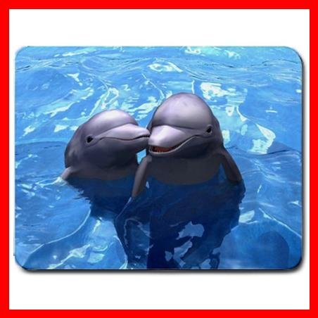 Dolphins Lovers Sea Mouse Pad MousePad Mat 117