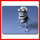 Crazy Frog Animal Leisure Mouse Pad MousePad Mat 120