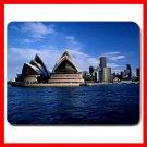 Australia Sydney Opera House Mouse Pad MousePad Mat 126