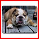 English Bulldog Dog Puppy Mouse Pad MousePad Mat 143