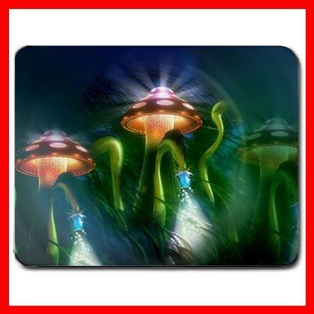 Magic Mushroom Kingdom Hobby Mouse Pad MousePad Mat 157