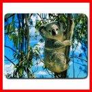 Koala Australia Wild Animal Mouse Pad MousePad Mat 161