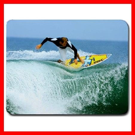Surfing Water Sport Game Fun Mouse Pad MousePad Mat 174
