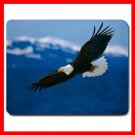 Steaming Eagle Bird Animal Hobby Mouse Pad MousePad Mat 176
