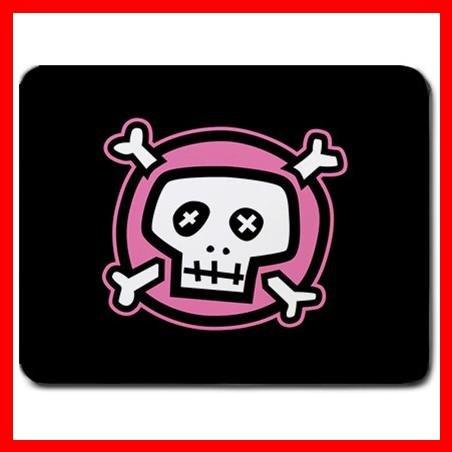 Pink Skull Leisure Hobby Fun Mouse Pad MousePad Mat 183