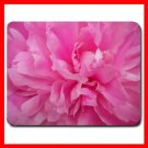Pink Peony Flower Hobby Mouse Pad MousePad Mat 184