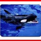 Killer Whale Sea Animal Mouse Mouse Pad MousePad Mat 195