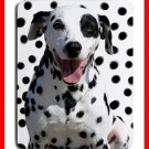 Dalmatian Dog Puppy Pet Mouse Mouse Pad MousePad Mat 200