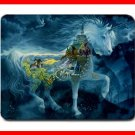 Mystic Unicorn Dream Fantasy Mouse Mouse Pad MousePad Mat 201