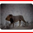 Lion Hunting Animal Hobby Mouse Pad MousePad Mat 228