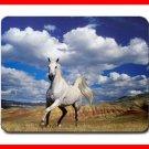 Art Summer Horse Blue Sky Mouse Pad MousePad Mat 236