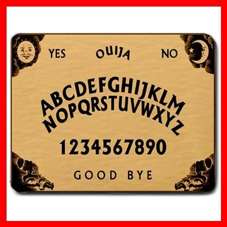 OUIJA BOARD Game Hobby Fun Mouse Pad MousePad Mat 242
