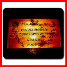 OUIJA BOARD Game Hobby Fun Mouse Pad MousePad Mat 243