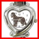 Irish Water Spaniel Dog Pet Hobby Italian Charm Wrist Watch 023